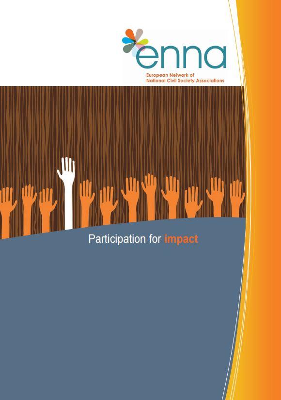 Portada de Participation for impact