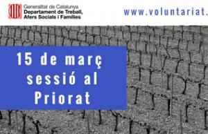 Imatge de la notícia 15 de març sessió territorial de la DGACC a Falset (Priorat)