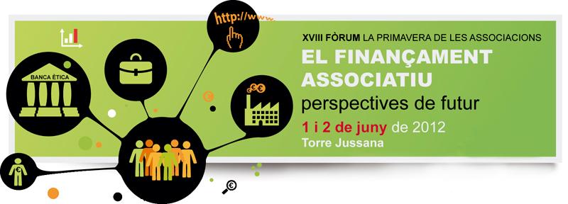 Imatge promocional del Fòrum La Primavera de les Associacions