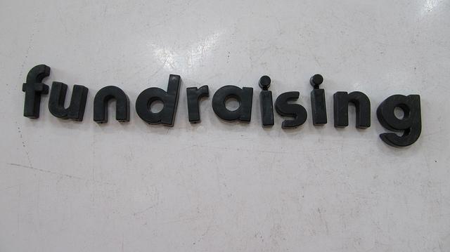 Fundraising. Font: Howard Lake (Flickr) Font: