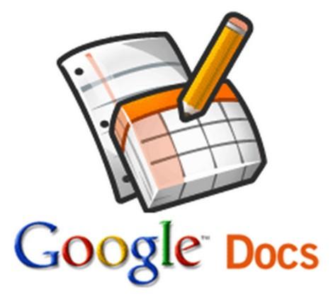 Logotip de Google Docs Font:
