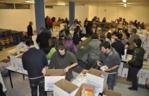 Imatge de la notícia El Gran Recapte recull 3.075 tones d'aliments