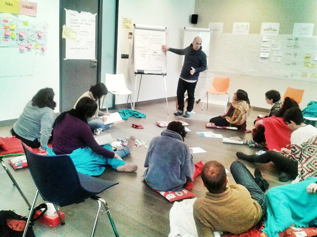 Cicle de grups: canvi, conflicte i transformació - CRAJ Font: Flickr