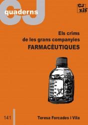 Portada de Els crims de les grans companyies farmacèutiques