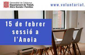 Imatge de la notícia 15 de febrer sessió territorial de la DGACC a Igualada (Anoia)