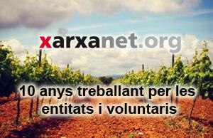 10 anys Xarxanet.org