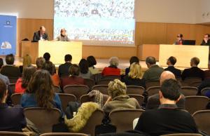 Presentació a les entitats de les activitats de la Capital Europea del Voluntari