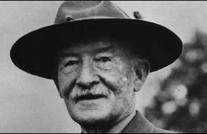 Baden Powell. Font: BBC