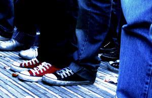 bambes converse de Crónicas de Indias a Flickr
