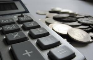 Calculadora amb monedes - De