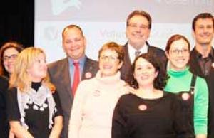 Imatge de la notícia Èxit dels actes de la FCVS per celebrar el Dia   Internacional del Voluntariat!