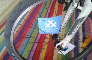 Imatge de la notícia A l'abril, 30 dies en bici