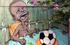 Mural de l'artista brasileny de carrer Paulo Ito. Font: Regeneracion.mx