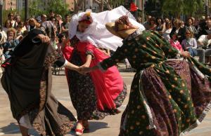 Activitats de dansa popular dels ateneus