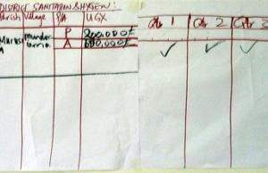 Els diagrames de Gantt són útils per gestionar projectes. Foto Peter J. Bury