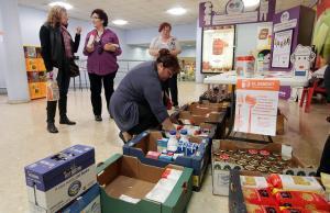 Imatge de la notícia Vols fer un donatiu d'aliments? Esbrina on i com col·laborar-hi