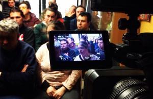 Imatge de la notícia TEBVist, un canal de televisió fet per persones amb discapacitat