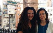 Cecília Alcaraz i Maria Eulàlia Serra