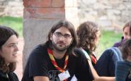 Dani Palau, voluntari des de fa 10 anys a Minyons Escoltes i Guies de   Catalunya.