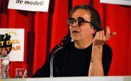 Joan Subirats, fent una conferència (Font: flickr.com)