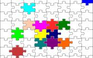 Puzzle, representació del micromecenatge