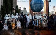 Membres de l'associació Star Wars Catalunya.