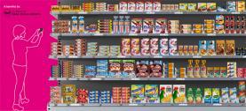 Els beneficis dels sis primers mesos del nou supermercat virtual de Sorli Discau seràn pel Banc d'Aliments