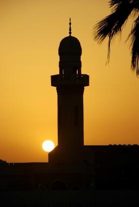 Imatge d'un minaret