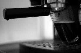 Màquina de café. Flickr: Mlle Bé
