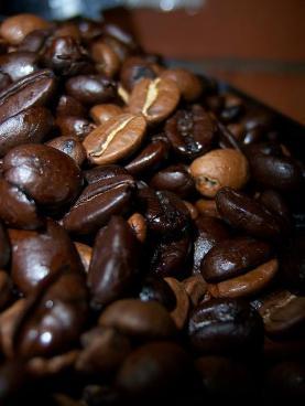 Grans de café. Flickr: hdaniel