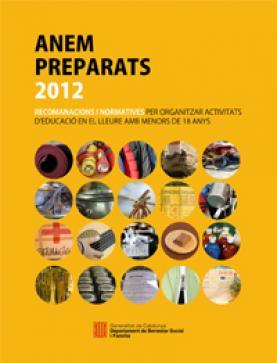 Portada de l'Anem preparats 2012