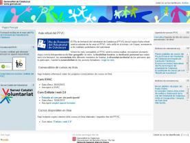 Imatge de l'aula virtual