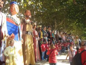 Imatge de l'edició 2010 celebrada a Calella (Foto: ACGC)