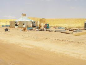 Camp de refugiats - Saharauiak - Flickr