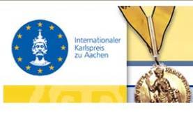 Logotips del Premi Carlomagno