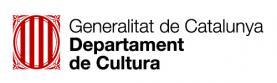 Logotip del Departament de Cultura