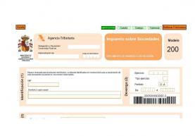 Caràtula document d'ingrès i devolució