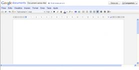 Creació d'un document de text
