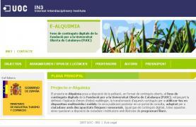 e-Alquímia: nou portal de continguts oberts de la UOC