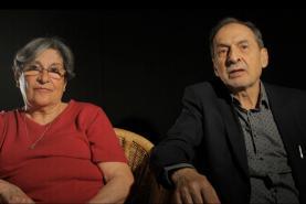Maria Núria i Josep Maria Benet i Jornet, busquen el seu avi matern