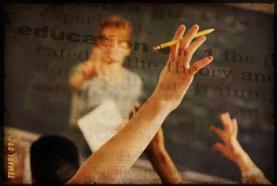 El risc de fracàs escolar va lligat a la pobresa. Foto: Temari 09 a Flickr