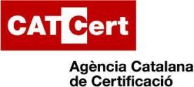 Logotip Agència Catalana de Certificació