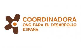 Logotip de la Coordinadora de ONG para el Desarrollo de l'Estat espanyol