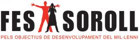 Logo de Fes Soroll pels ODM