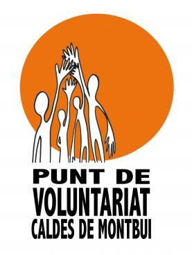 Logo del Punt de Voluntariat
