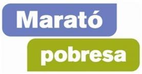 Logotip Marató Pobresa