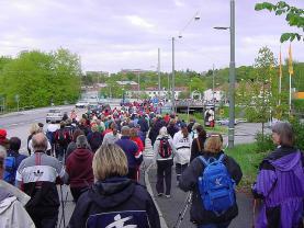 Nordic walking. Font: ruminatrix (Flickr)