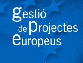 Curs 'Eines pràctiques per a la planificació i gestió de projectes europeus'