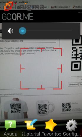 I-NIGMA ens permet llegir QR Code