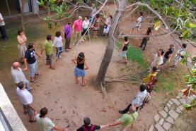 Taller a la Trobada de Vilanova i la Geltrú